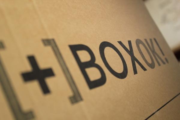 BoxOK 55x37x37cm