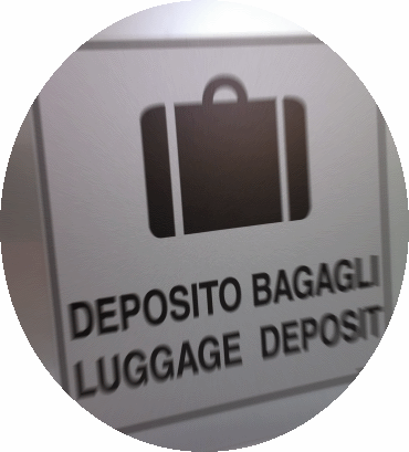 Deposito Bagagli - Luggage Deposit