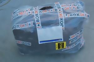 Imballaggio valigie BoxOK