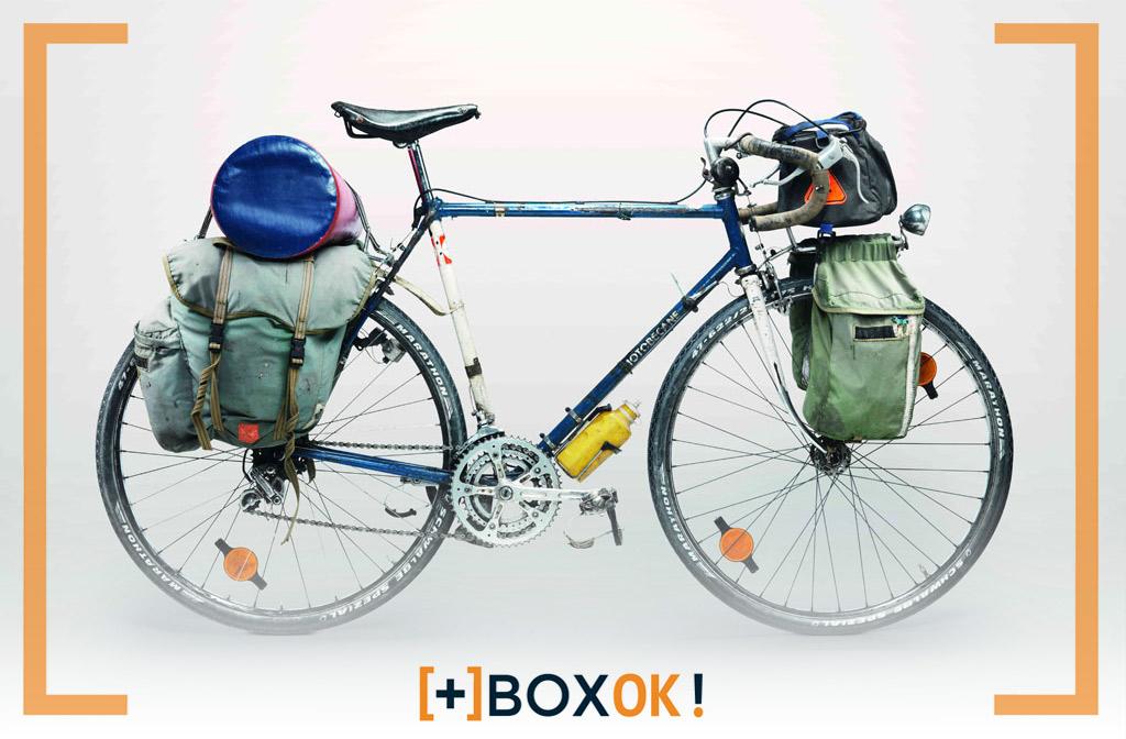 Bike storage Bok OK: self storage
