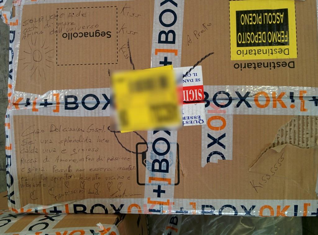 Boxok- Gisele box