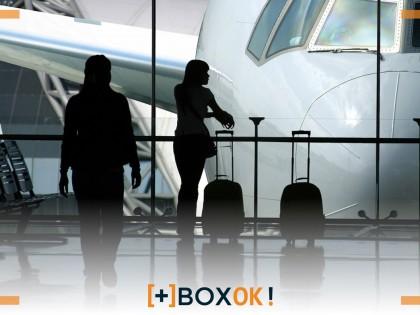 Boxok e Bags Free insieme per chi viaggia: la comodità di due servizi in uno