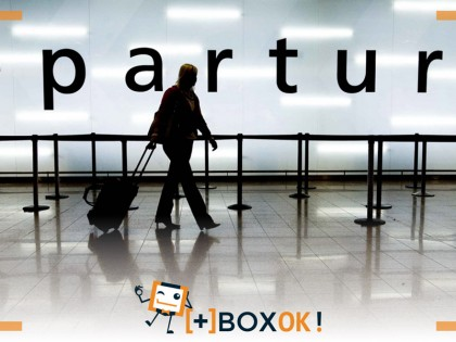 Boxok and Bags Free together for travelers: the convenience of two services in one