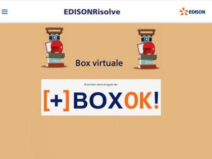 BoxVirtuale su EdisonRisolve